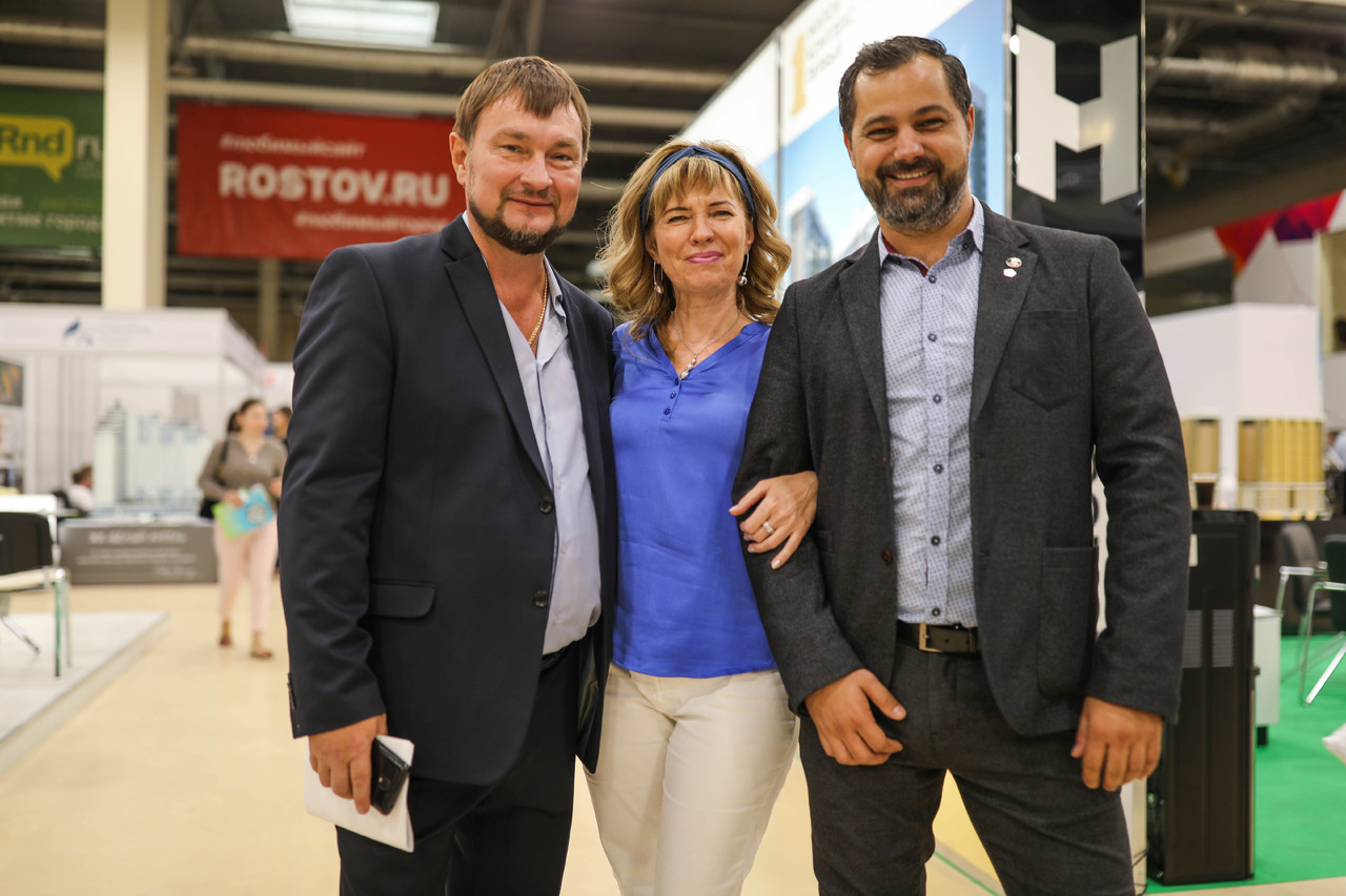 In Rostov-on-don hosted the IV annual fair housing Fair