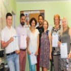 Employees Maralin Ru have passed certification for the RGR uniform standards